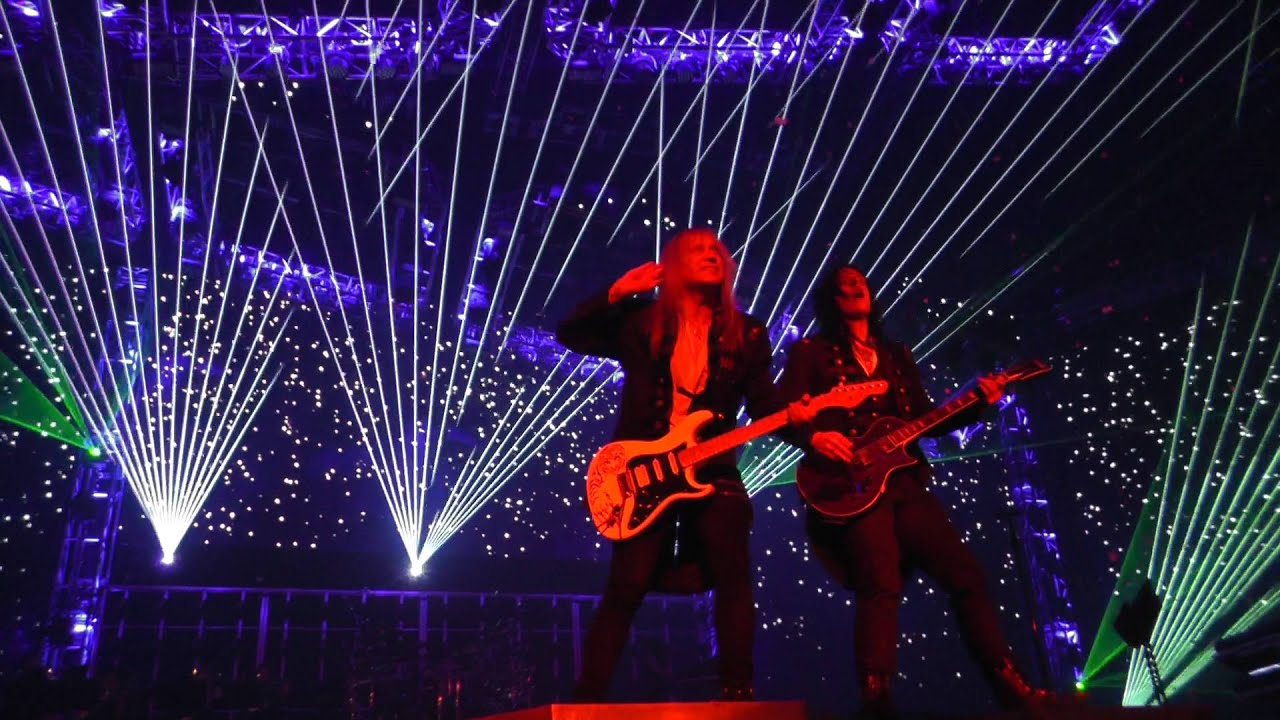 fist Trans-siberian snow orchestra