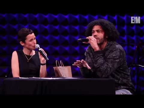 Before Starring on Broadway in Hamilton, Daveed Diggs worked at Pier 1 Imports