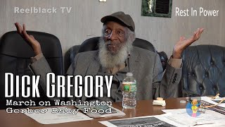 Dick Gregory - March On Washington/ Gerber Baby Food #unseen