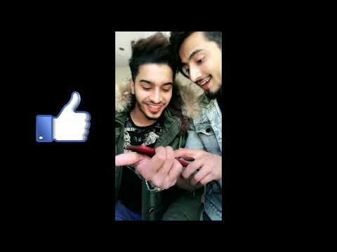 Kendi Tere Jehi Hor Na Koi Milaya - Musically Compilation - Mr Faisu 07, Hasnain K07 - Tiktok 2019