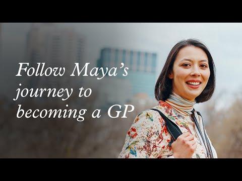 Become a GP - Maya