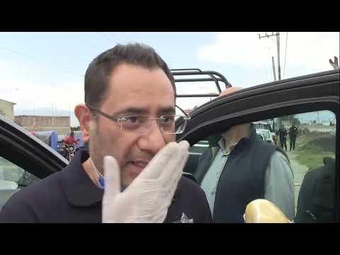 Manuel Palma Rangel, subsecretario de Control Penitenciario de la Secretaría de Seguridad del Edomex