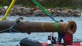 Video Spanish Armada in Sligo - recovery of cannon download MP3, 3GP, MP4, WEBM, AVI, FLV September 2017