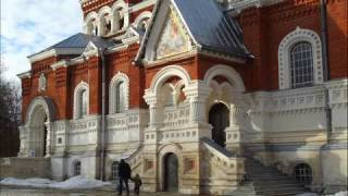 видео Гусь-Хрустальный - Музей хрусталя в Георгиевском соборе