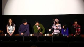 「チョコリエッタ」公開時のトークイベント(2015年 K's Cinemaにて...