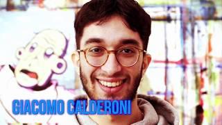 Giacomo Calderoni | Un doc fil di Gian Luca Lulli