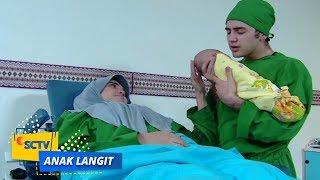 ALHAMDULILLAH!! Key Resmi Menjadi Seorang Ayah   Anak Langit - Episode 995 dan 996