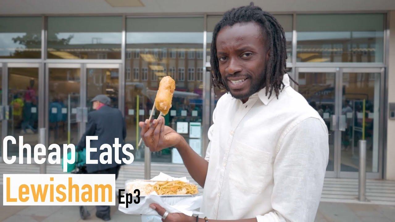 Lewisham - Cheap Eats Around The World. S1.Ep3