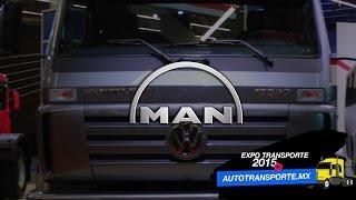 Man Trucks & Bus México - #Expotransporte2015