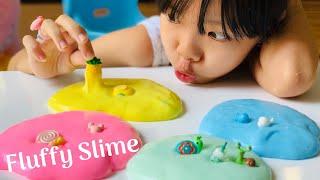 Cách làm #slime xốp từ kem đánh răng bằng máy đánh trứng 100% thành công slime thơm dẻo lâu