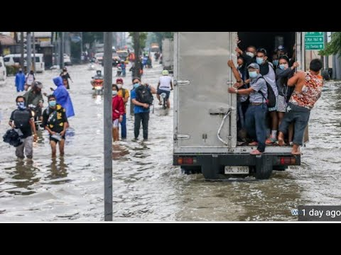 Philippines 6.7 Earthquake Hits The City Of Manila,By Eric Pangilinan