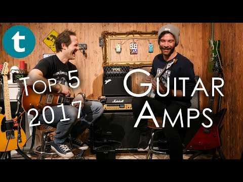 Top 5 | Best-selling Guitar Amps | 2017