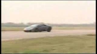 Lamborghini Reventon Vs Tornado Jet Fighter