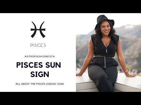ALL ABOUT PISCES ZODIAC SIGN