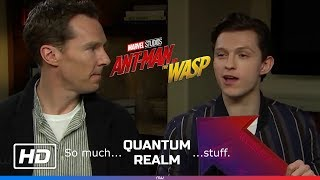 Ant-Man and the Wasp – Quantum Words Movie Clip [HD]