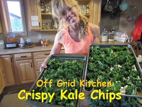 How Yo Make Kale Chips Best Recipe EVER!