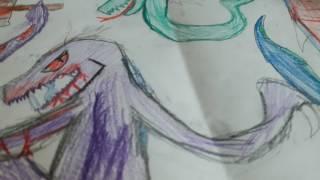 용타투와왕지우개