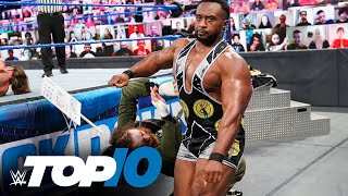 Top 10 Friday Night SmackDown moments: WWE Top 10, Jan. 29, 2021