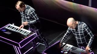 Kraftwerk Trans Europe Express.Amsterdam Paradiso 2015