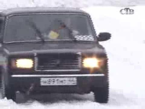 СТВ Шарья   Автомобильные гонки в Шарье