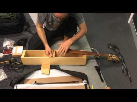 Cello Joe:  Prakticello  collapses into a super small travel friendly size: