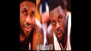 Lance Stephenson Blows in the Ear of LeBron James | Heat vs Pacers | Game 5 | NBA Playoffs 2014