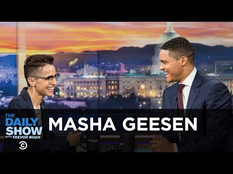 "Masha Gessen – Examining Russia's Autocracy in ""The Future Is Here"" 