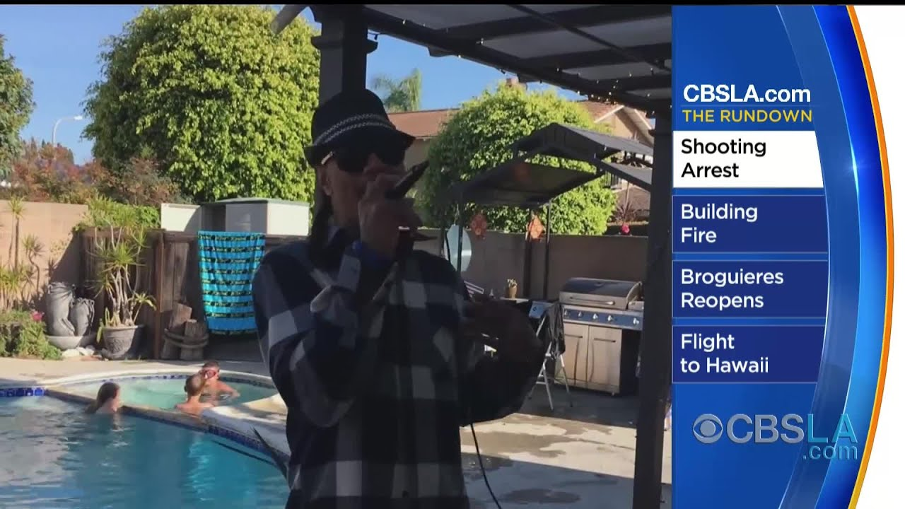CBSLA: The Rundown (Aug. 16)