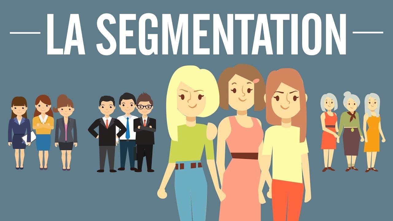 La segmentation marketing (exemple inclus) - YouTube