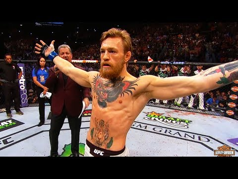 Ozzy Man Reviews: UFC's Conor McGregor