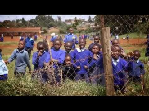 Rødde i Afrika