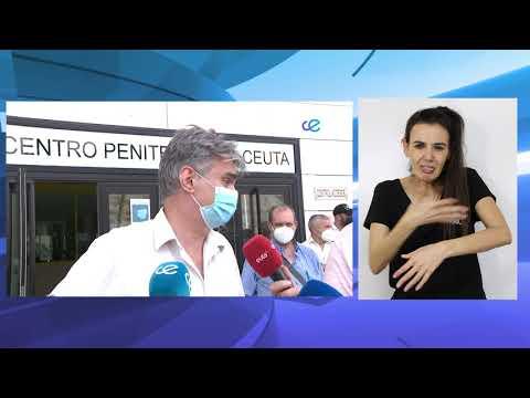 Los funcionarios de prisiones de Ceuta denuncian constantes amenazas