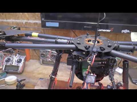 drone UAS SAR possible lighting option