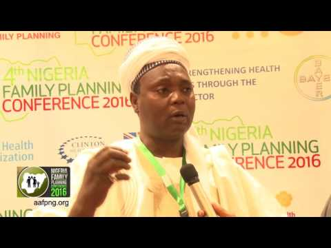 Alh Sani Umar Jabbi-Chairman BOT, AAFP, Day 1 interview 4th FP Conference 2016