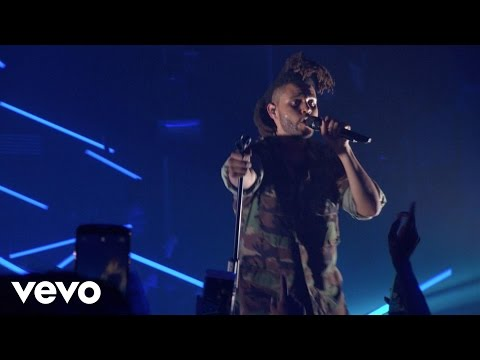 The Weeknd - Can't Feel My Face (Vevo Presents)