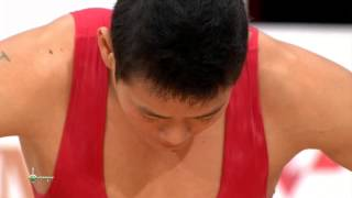 THACH Kim Tuan 2s 130 kg cat. 56 World Weightlifting Championship 2013