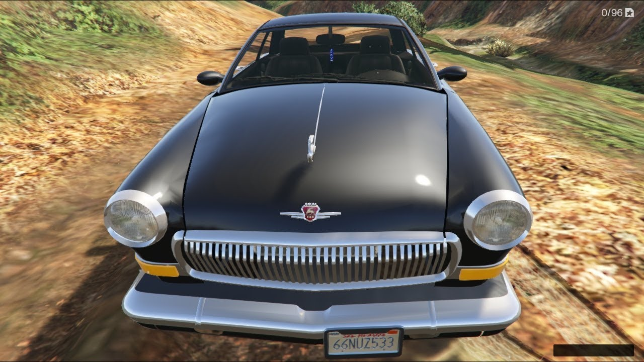 21 Volga for Spin Tires