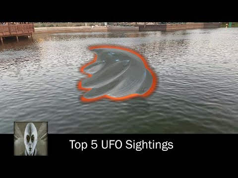 Top 5 UFO Sightings May 26th 2017