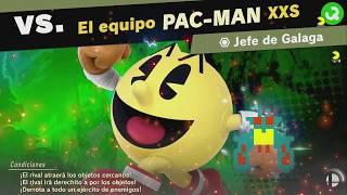 Super Smash Bros. Ultimate - Aventura - 402 - Jefe de Galaga