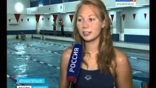 Александра Соколова - чемпионкой России по плаванию на открытой воде