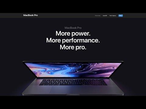 Download New 2018 Macbook Pro Wallpaper