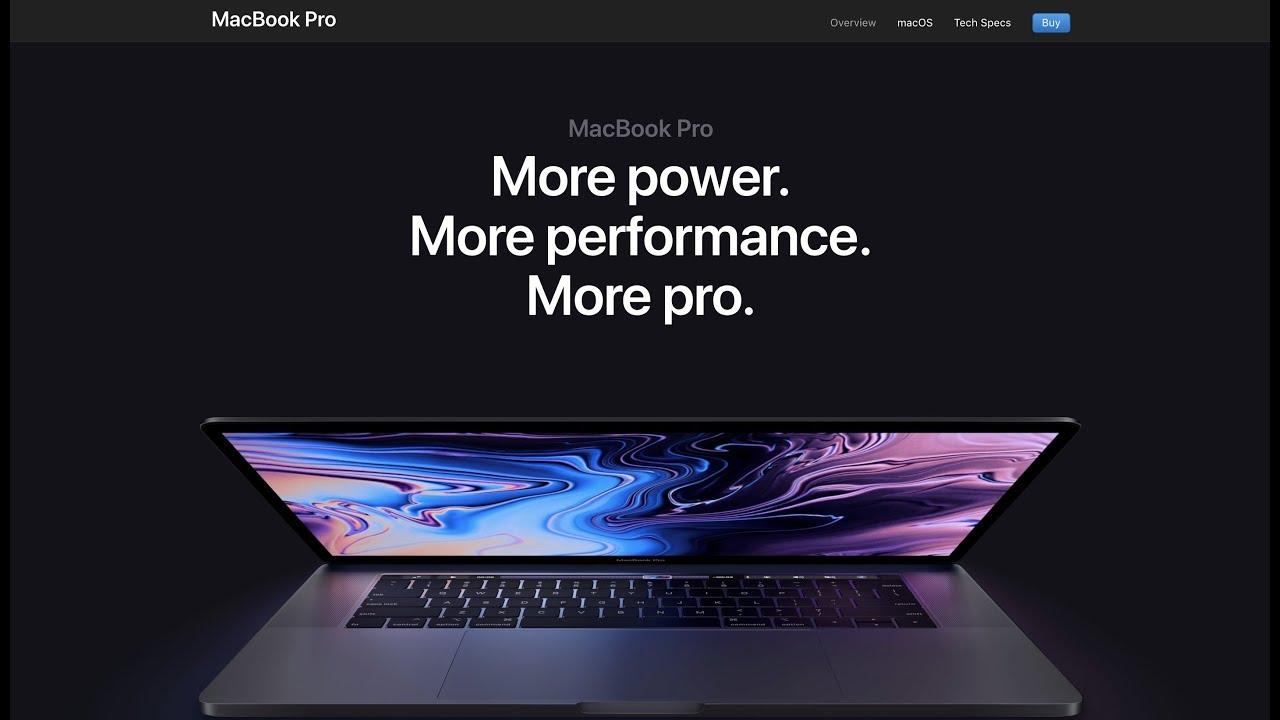 Download New 2018 Macbook Pro Wallpaper - YouTube