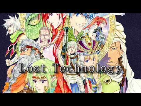 Lost Technology - Game Trailer