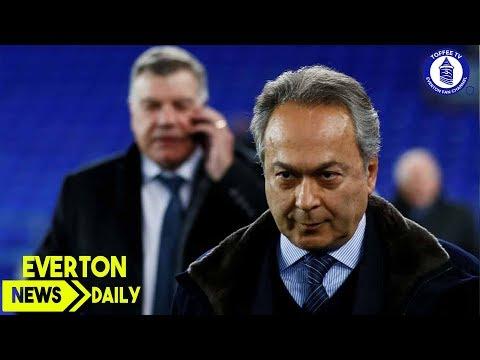 Moshiri Celebrates 2 Years At Blues | Everton News Daily