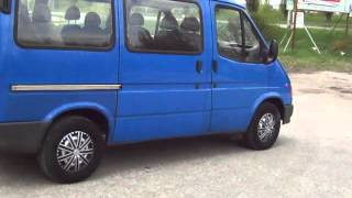 Ford Transit Bus 2.0 TDi