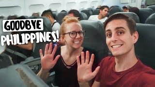 Goodbye PHILIPPINES! WE