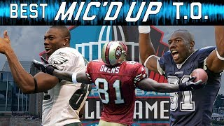 Terrell Owens Best Mic'd Up Moments | Sound FX | NFL Films