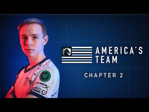 Liquid CSGO | America's Team: Chapter 2 - Some Sorta Light