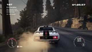 GRID 2 | New Union Race #1 | California Pacific Way | Ford Mustang Mach 1 | Gameplay PC HD