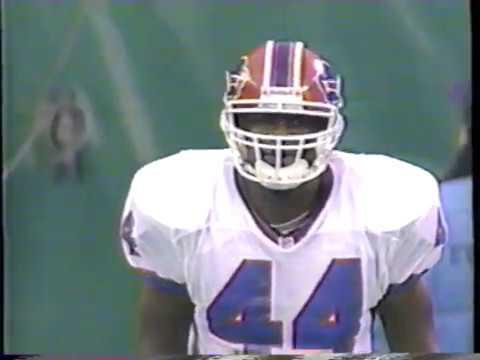 1995 - Week 12 - Buffalo Bills at New York Jets